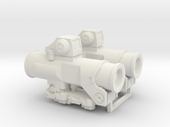 1:6 Scale Combat Sight 2 Pcs 3d printed