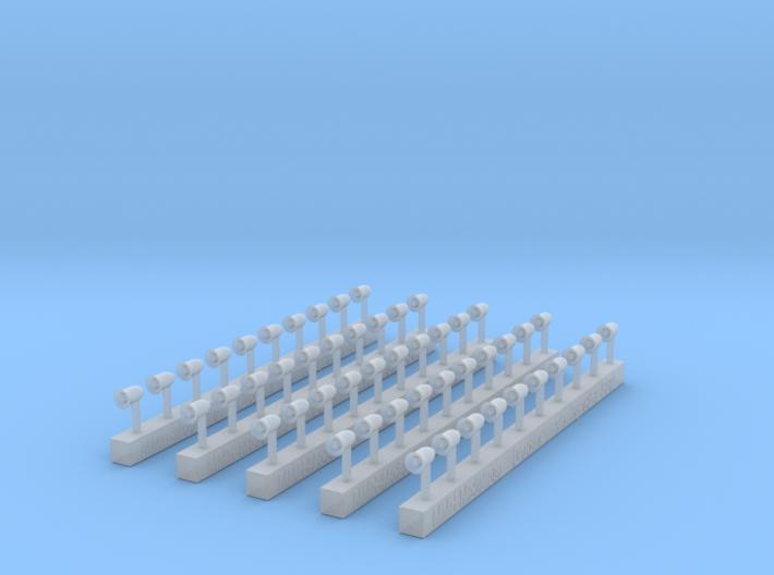 Druckkammerlautsprecher FFM 50x 3d printed