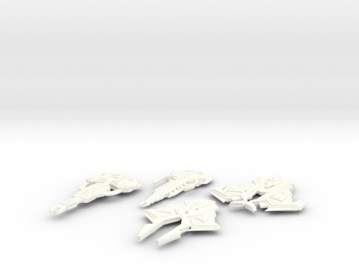 Blouudy Cardie Fleet 3d printed