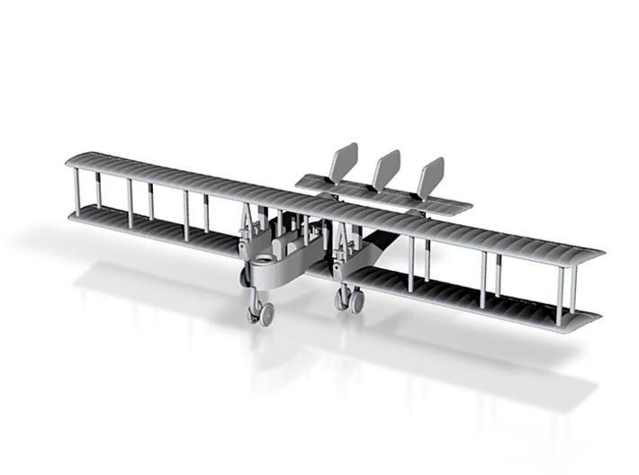 1/350 Caproni Ca.3 3d printed