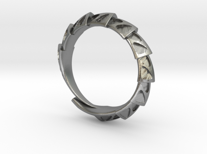 Game of Thrones Dragon Ring 3d printed