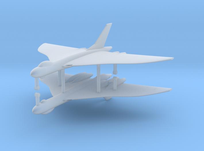 1/600 Avro Vulcan B.2 Bomber (x2) 3d printed