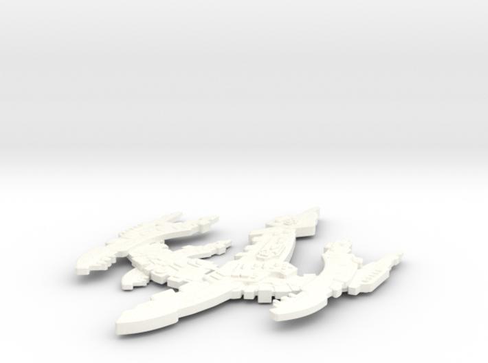 Breen Class I Frigate 3d printed