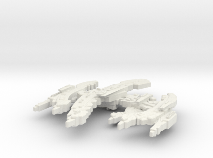 New Breen Battleship big 3d printed