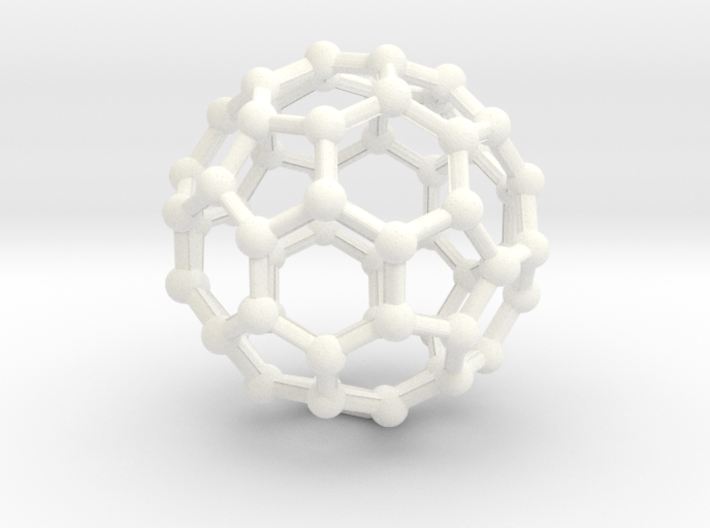 Buckyball Large 3d printed