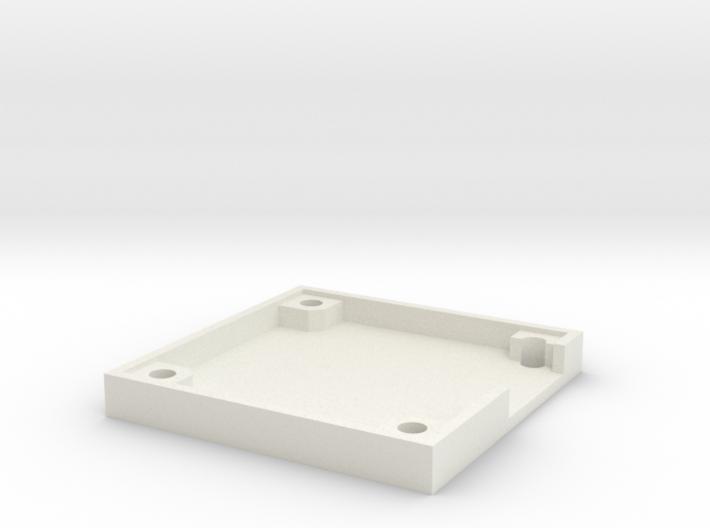 Naze32 rev5 case - bottom half 3d printed