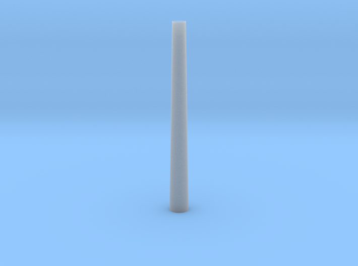 Factory Chimney N Scale 3d printed