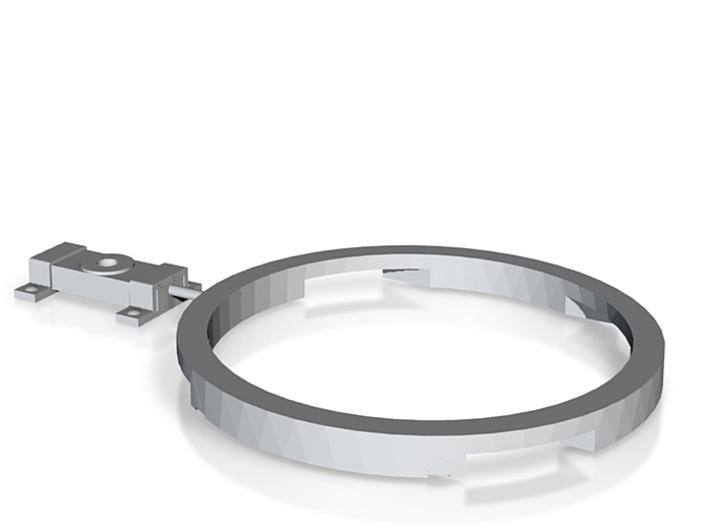Drehteile Druck (repariert) 3d printed