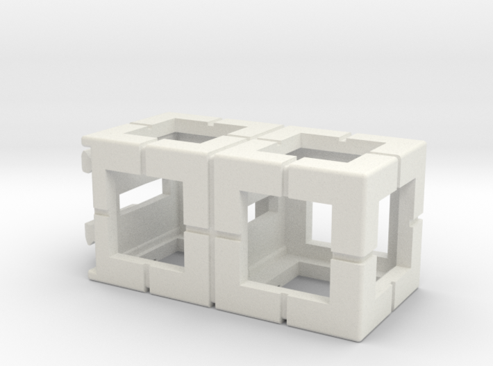 Rokenbok Riser Beam 3d printed