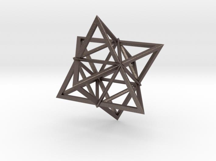 Merkaba Wire 1 5cm 3d printed