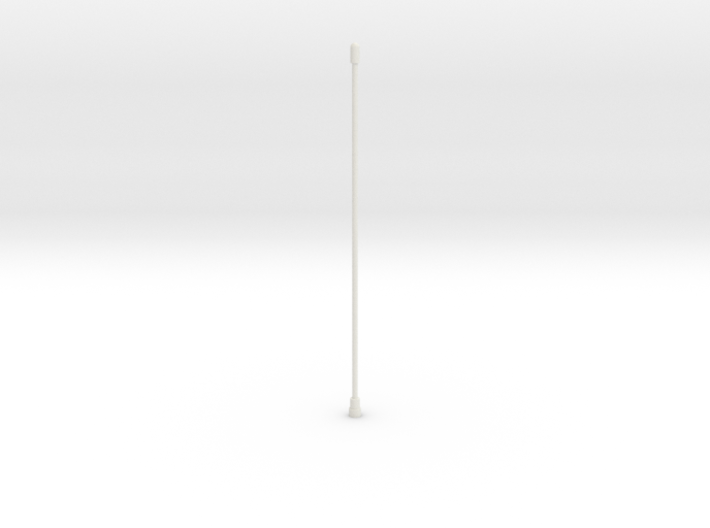Tail Antenna 3d printed