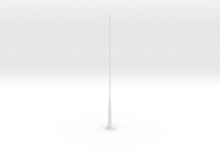 Tail Antenna 2 3d printed