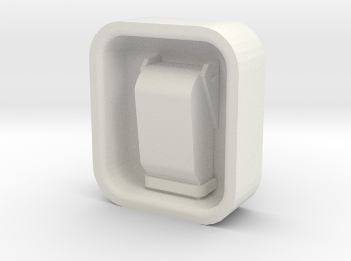 Latches 3d printed
