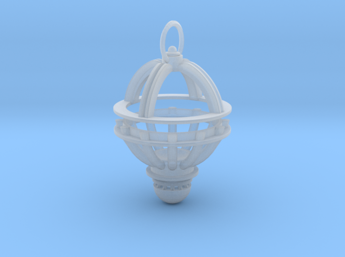 Orions Belt Plastics 3d printed