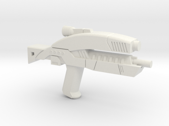 Avenged Rifle 3d printed