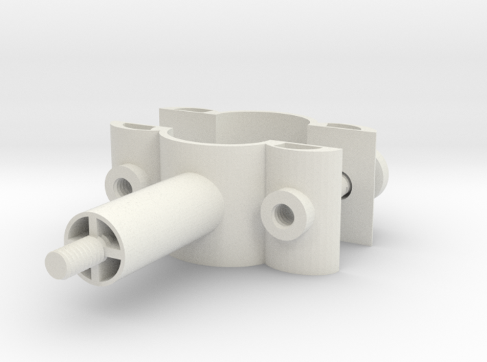 Cycle Mount Camera Smartphone Wide 3d printed