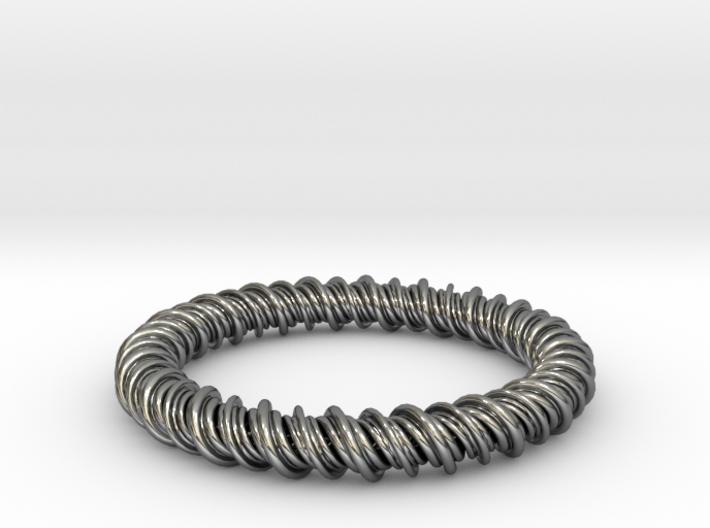 GW3Dfeatures Bracelet C 3d printed