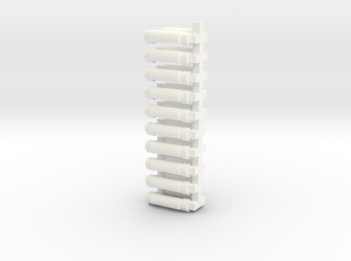 AB Rollen 10fach 3d printed