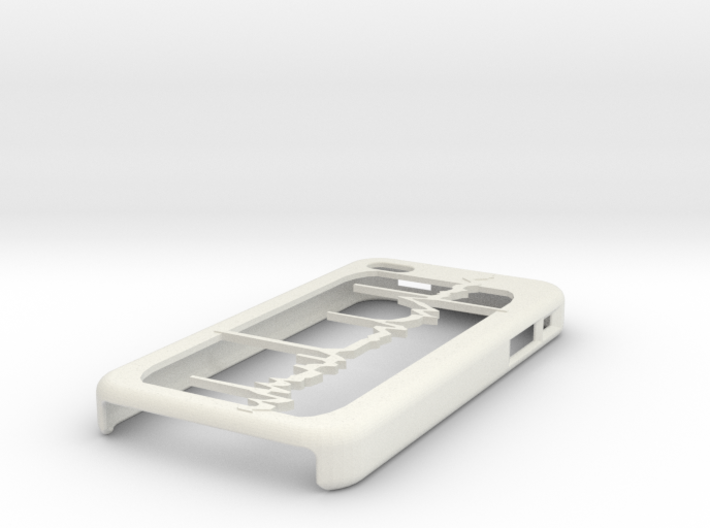 EMG iPhone Case 3d printed