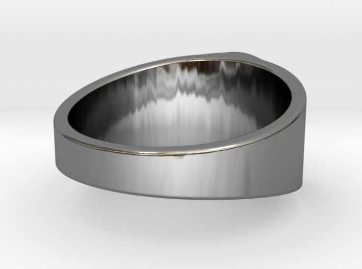 AA ring 3d printed