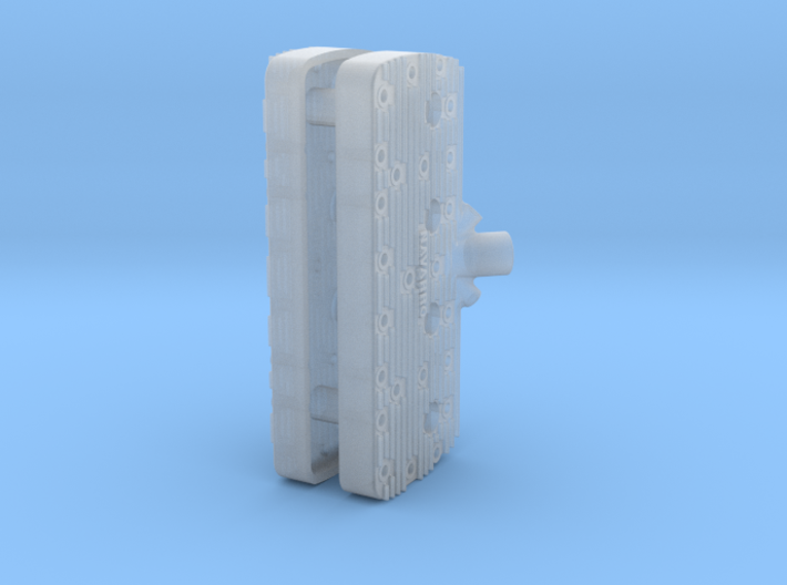 1 12 Flathead Navarro Head Kit 3d printed
