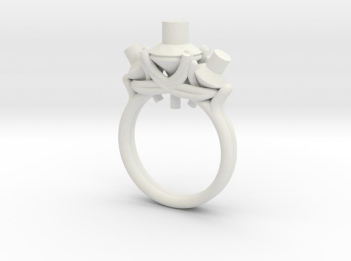 Ring 12 3d printed