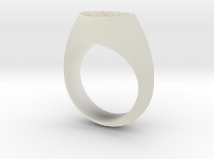 Ring 23 3d printed