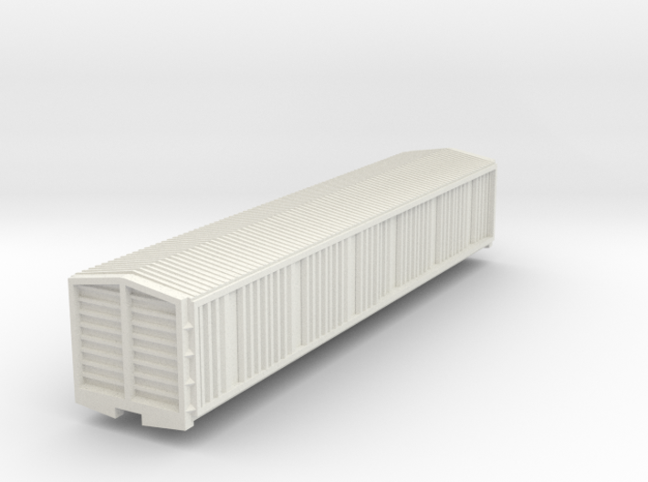 1:64 Scale NZR ZM 3d printed