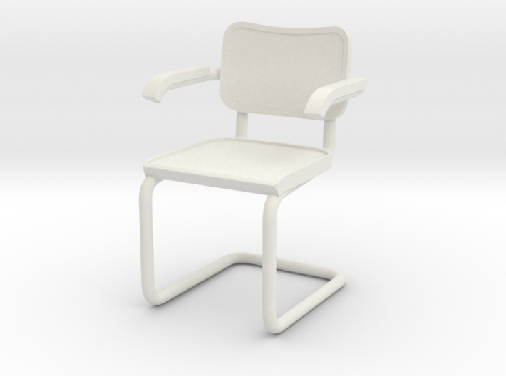1:24 Breuer Chair (Not Full Size) 3d Printed