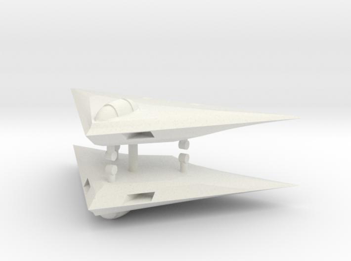 1/400 A-12 Avenger (x2) 3d printed