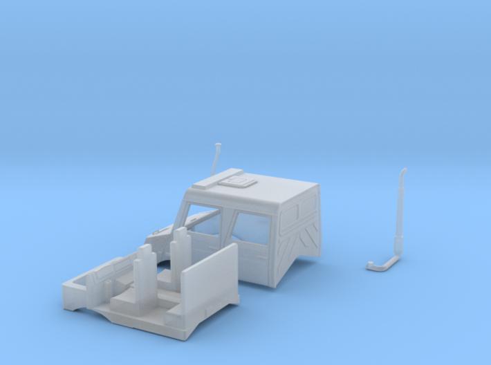 0005-K-87_StLF10-6 Fahrerhaus ohne Zusatzleuchten 3d printed