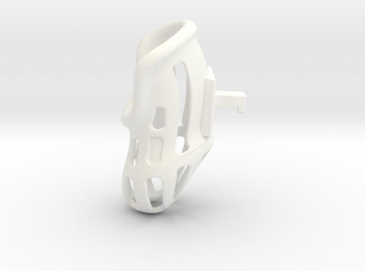 KHD V2 Summer Short - Diameter +8%, Length -20% 3d printed