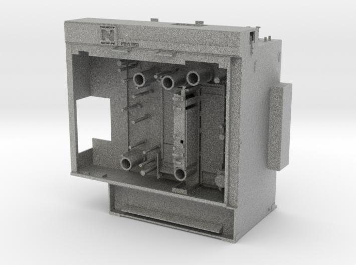 RM161 Machine (1:17) 3d printed
