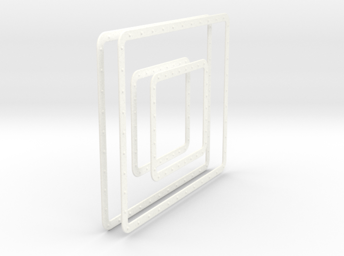 LM Windows Set 3d printed