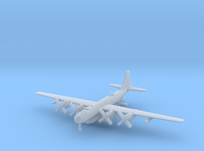 1/600 Bell X-1 with B-50D Mothership 3d printed