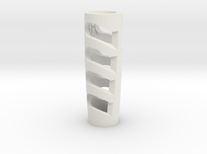 Vibe HPR Cover B 3d printed