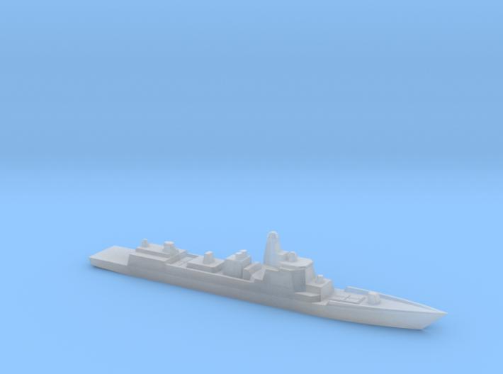 Type 052D 1/6000 3d printed