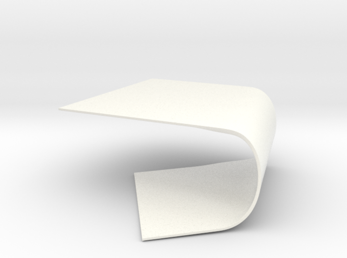 Warped Surface Table 3d printed
