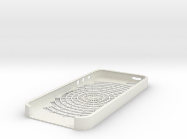 Iphone 5 Case - Web 3d printed