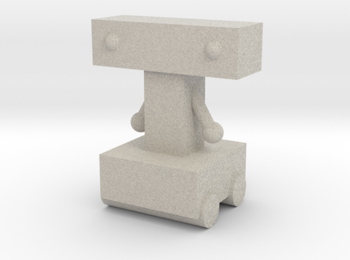 Tim's Robot 3d printed