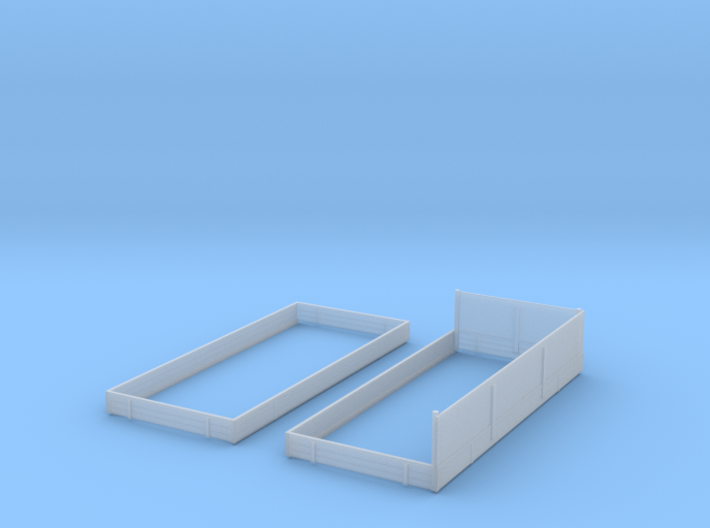 Aufbauten Bruns 5.7t 3d printed