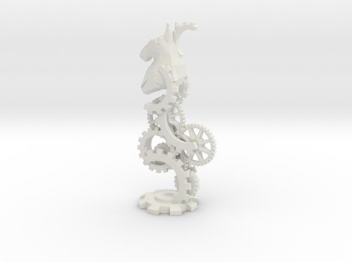 Clockwork Knight 3d printed