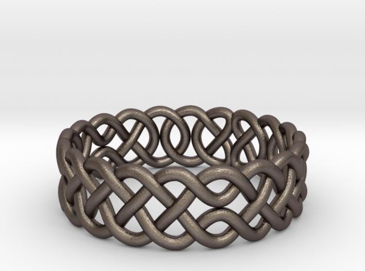 Celtic Ring - 17mm ⌀ 3d printed
