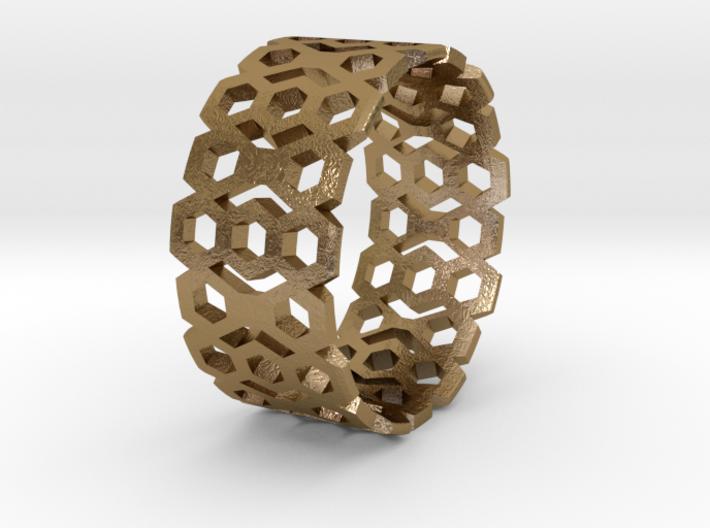 Hexephone Ring Comfort 18.5mm 3d printed