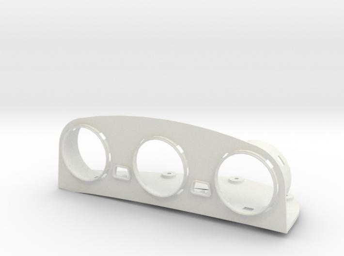 Frontblende korrigiert nach Druck 3d printed