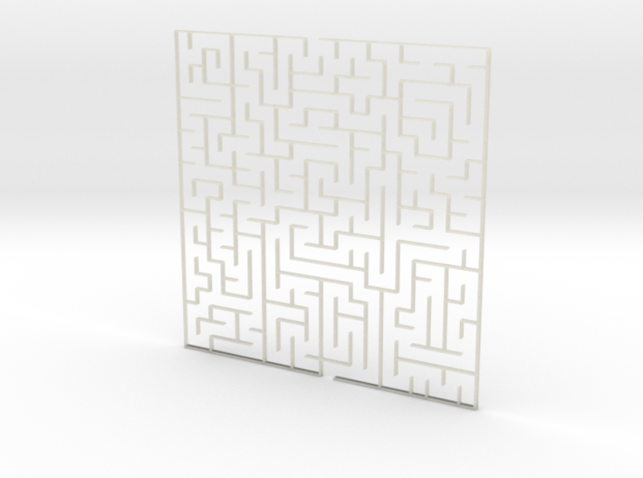 Find your way 3D 3d printed