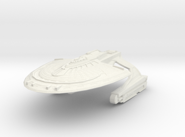 WildHorse Class Fast GunDestroyer 3d printed