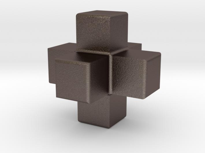 palm cross 3d printed