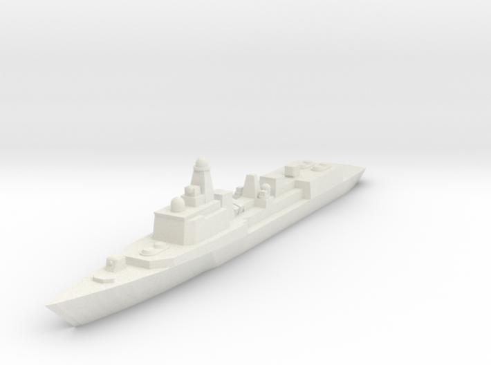 Luzhou (Type 051C) 1:700 3d printed