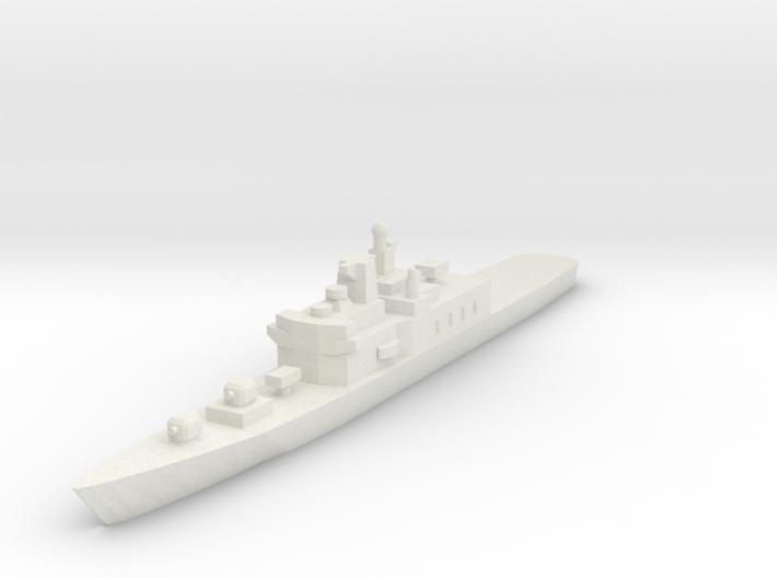 JDSF Shirane Class 1:1200 3d printed